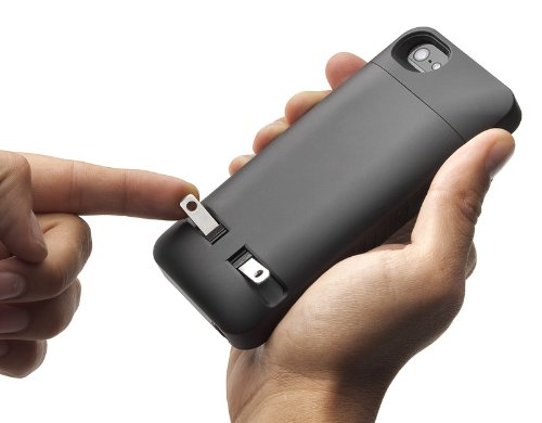Prong PocketPlug Case  Charger In One for iPhone 55s