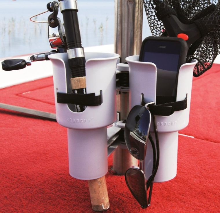 Robo Cup Clamp on CupRod Holder