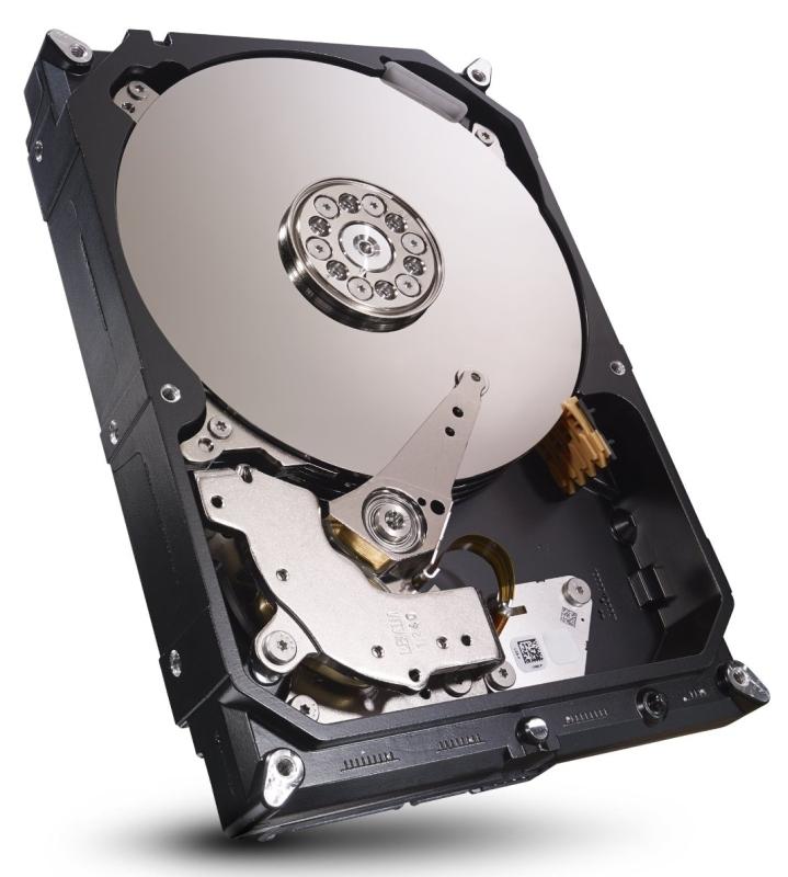 Seagate NAS HDD 4TB SATA 6GB NCQ 64 MB Cache Bare Drive