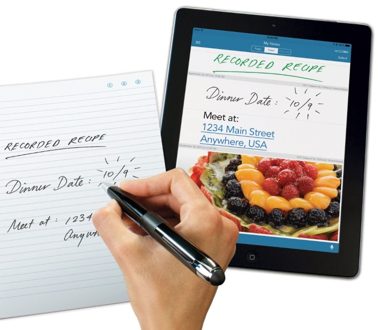 Smartpen Standard Edition for Tablets and Smartphones