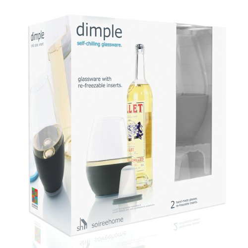 Soireehome Dimple Wine Glass