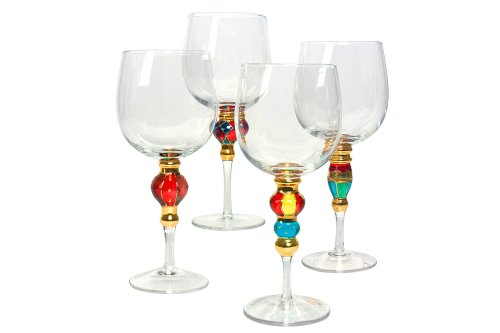 Splendor Goblet Glasses