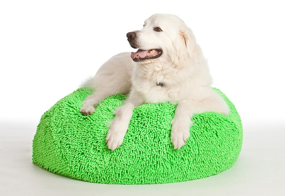 Ultra-Plush Pet Bed - Large Dog