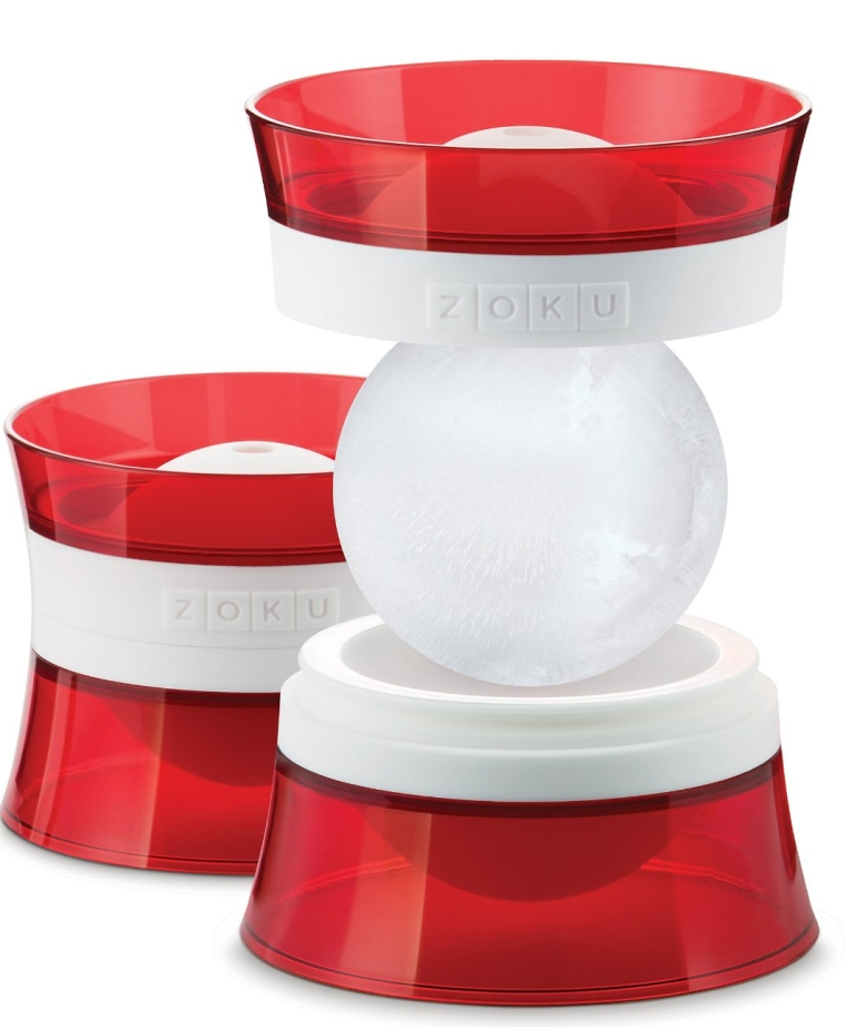 Zoku Ice Ball Ice Sphere Mold