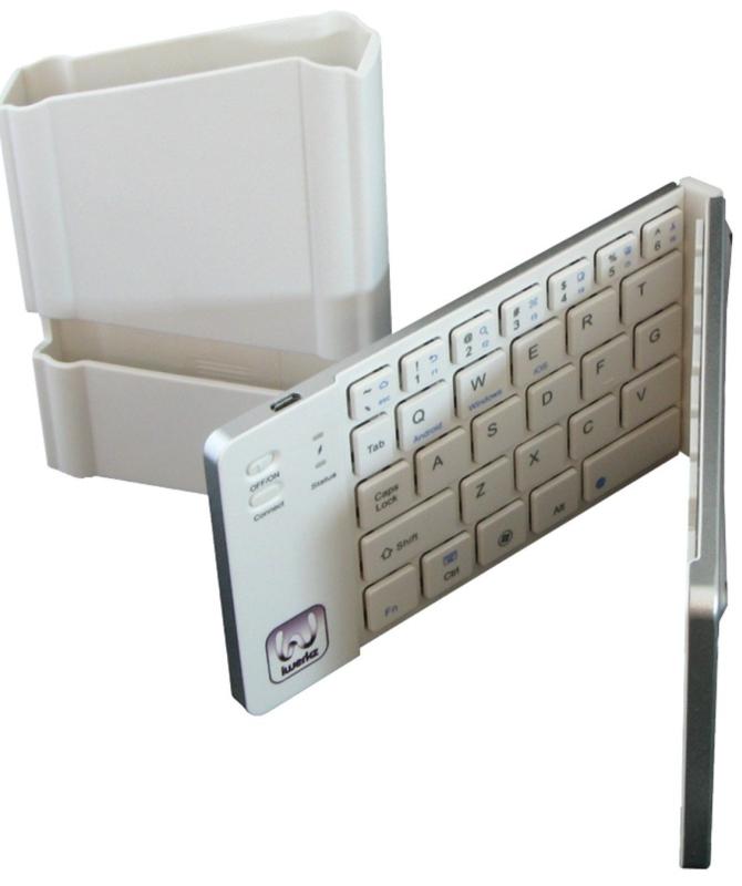 iWerkz Universal Foldable Bluetooth Keyboard