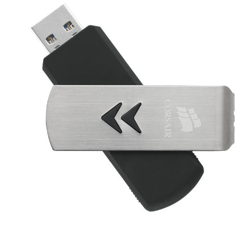 Corsair Voyager LS USB 3.0 128GB Flash Drive