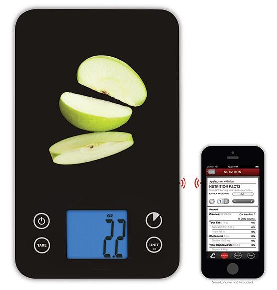 Food Tracking Smartscale
