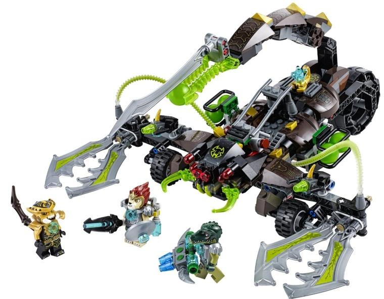 LEGO Chima 70132 Scorm's Scorpion Stinger
