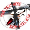 Message Writing RC Copter