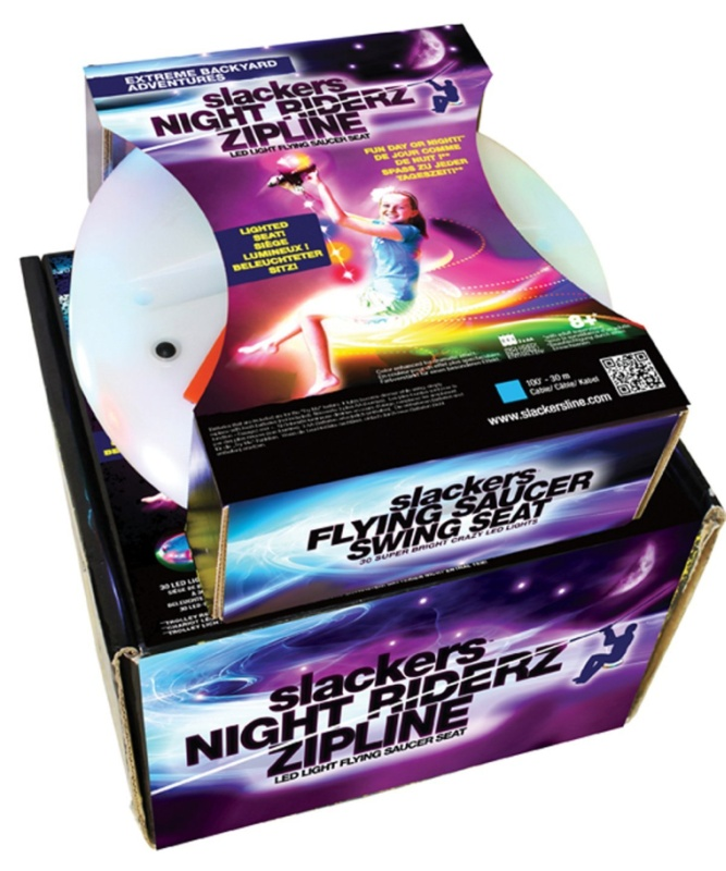 Night Riderz Series Zipline Kit