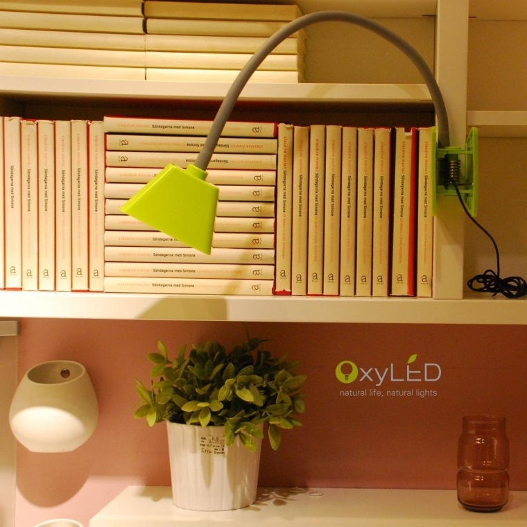Smart Multi-function Clamp LED Desk Lamp Kid Lamp