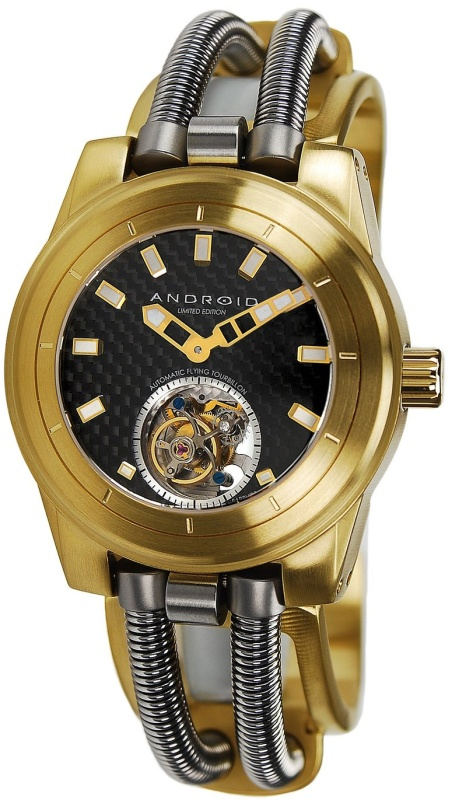 ANDROID Hydraumatic G7 Automatic Flying Tourbillon