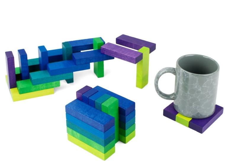 Coaster Cube