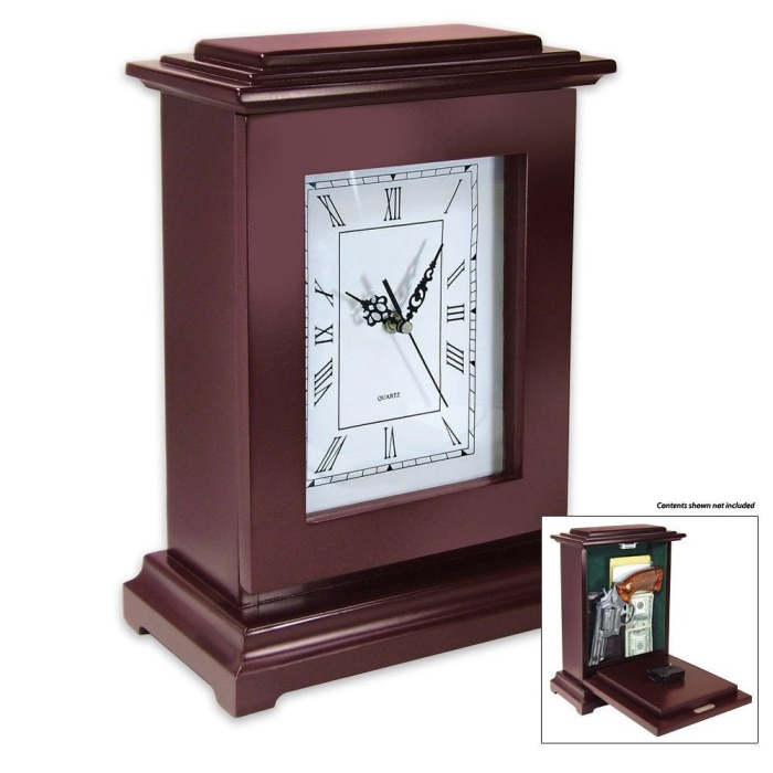 Personal Security Products Tall Concealment Clock