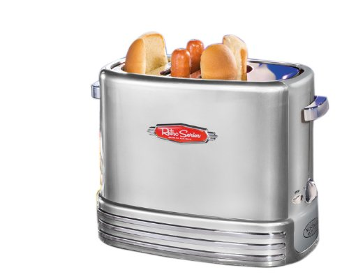Platinum Series Hot Dog Toaster