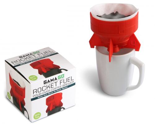ROCKET FUEL COFFEE BREWER