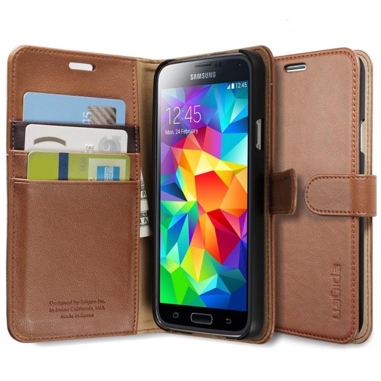 Samsung Galaxy S5 Case Wallet