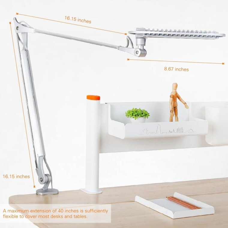 Smart T4 Professional LED Desk Lamp