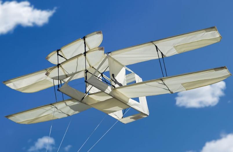 The Kitty Hawk Kite