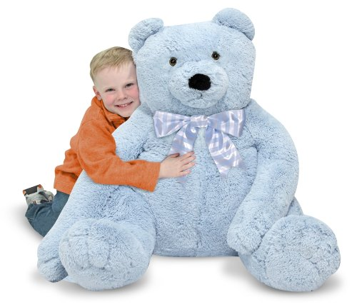 umbo Blue Teddy Bear