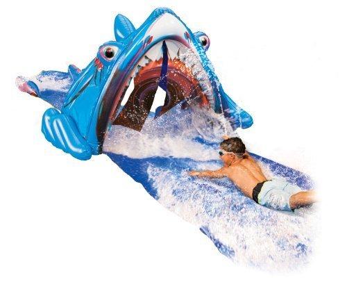 3D Shark Bite Slide