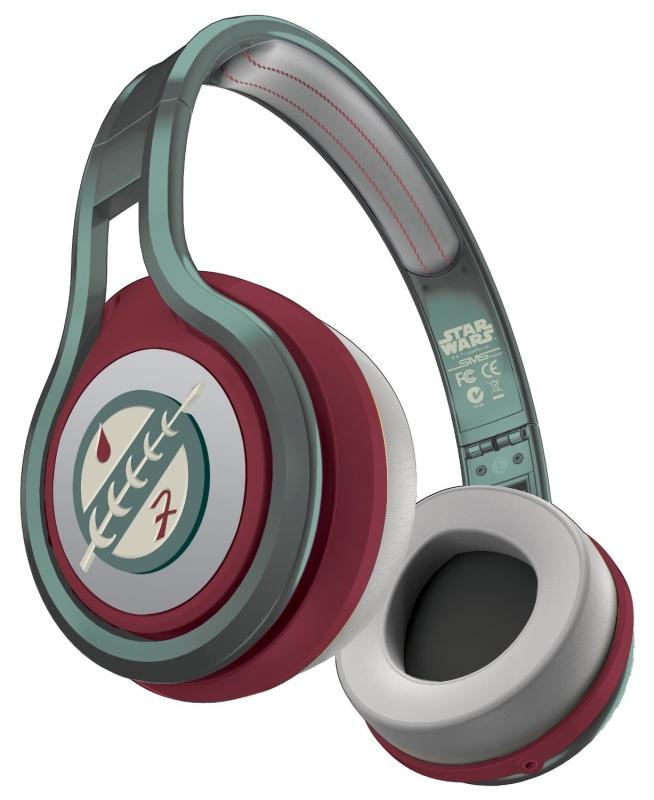 50 First Edition Star Wars On Ear Headphones Boba Fett