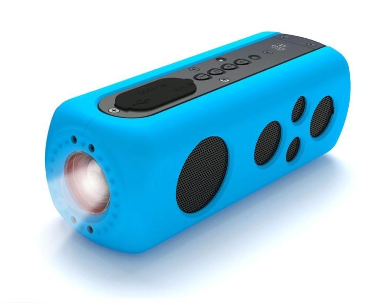 Bluetooth Rugged and Splash-Proof Speaker System