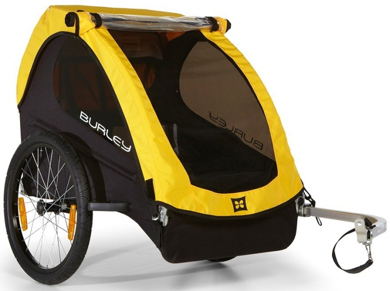 Burley Design 2014 Bee Bike Trailer