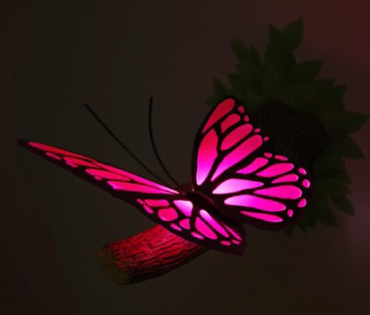 Butterfly 3D DECO night light