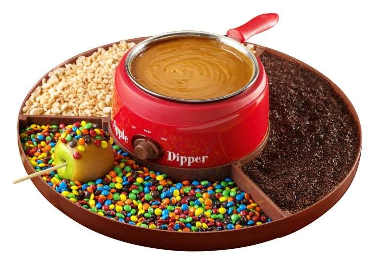 Caramel and Apple Candy Maker