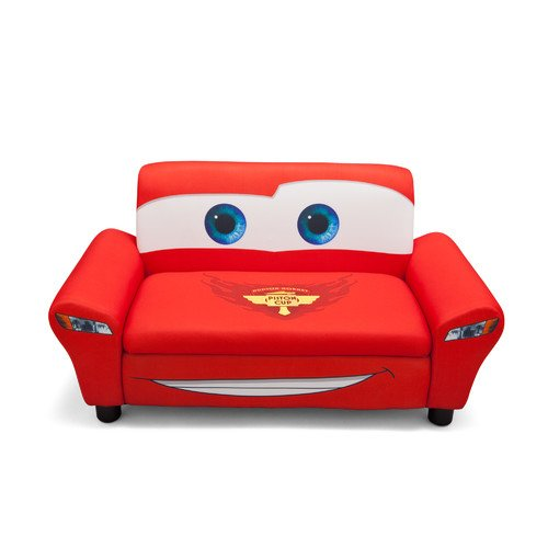 Cars Collection Lightning McQueen Sofa Chair