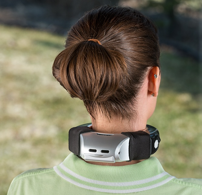 Cool Air with Vibration Massage