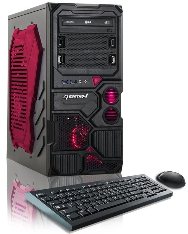 CybertronPC Borg-Q GM4213C Desktop PC (