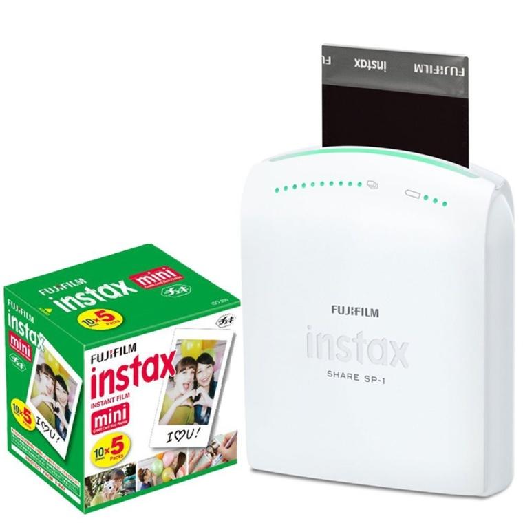 Fujifilm Instax Share Smartphone Portable Printer