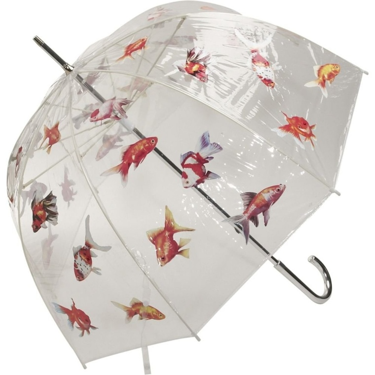 Galleria Goldfish Manual Open Stick Umbrella
