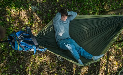 HackedPack v1.0 Hammock Backpack