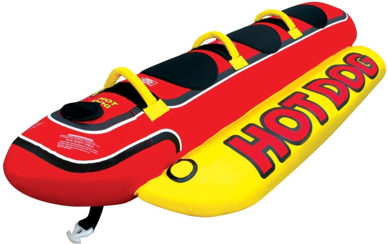 Hot Dog Towable