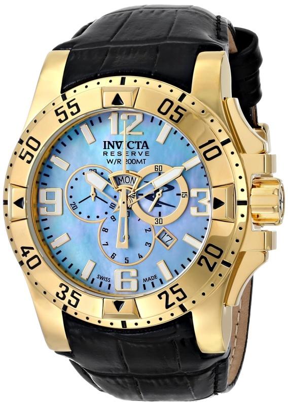 Invicta Men Black Watch