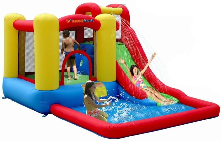 Jump and Splash Bounce House Bouncer