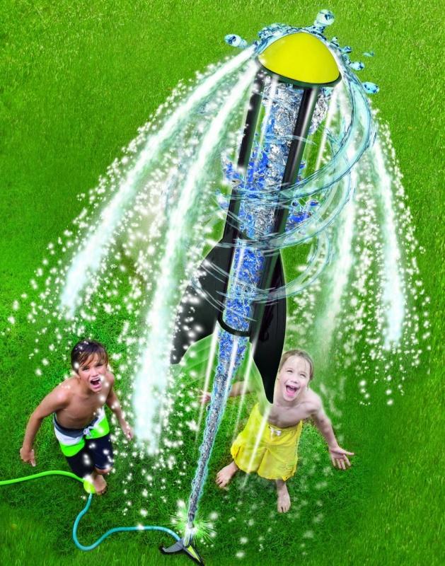 Prime Time Toys Splashblaster Hydro Rocket