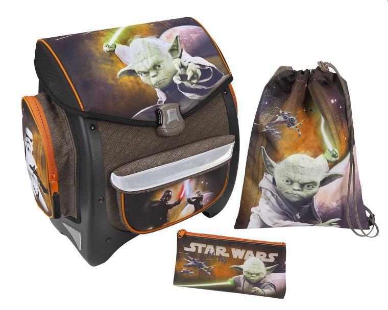 Schoolbag Set Star Wars
