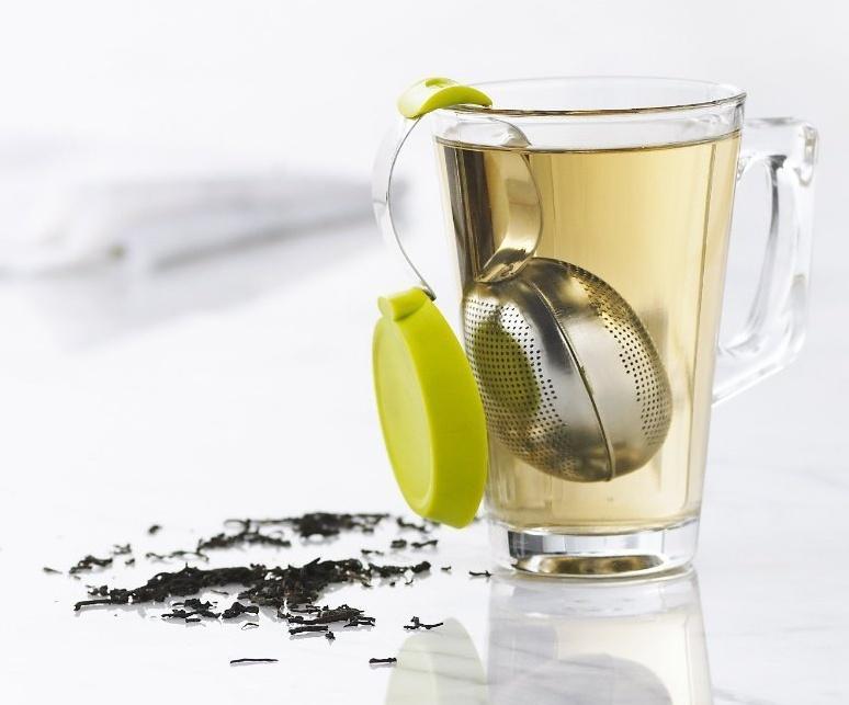 Stainless Steel Clip Tea Infuser  Steeper