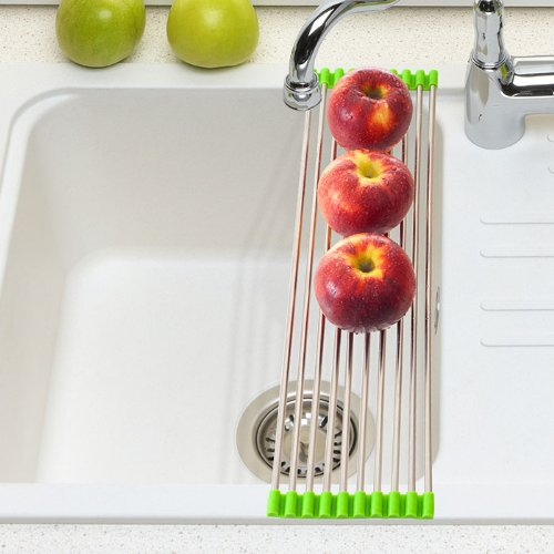 Steel Colander Drying Tray,