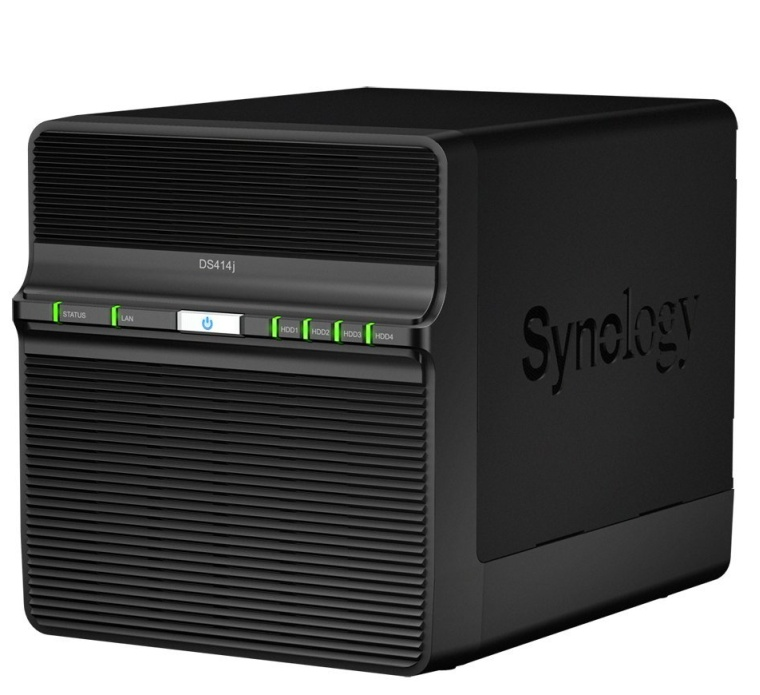 Synology America DiskStation 4-Bay Network Attached Storage