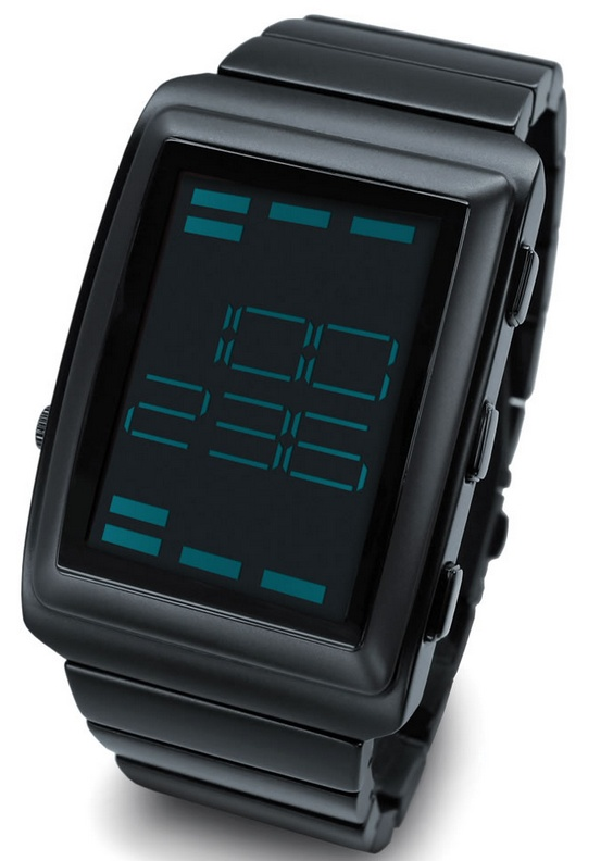 The Graphic Equalizer Watch