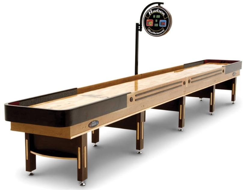 The Professional Shuffleboard