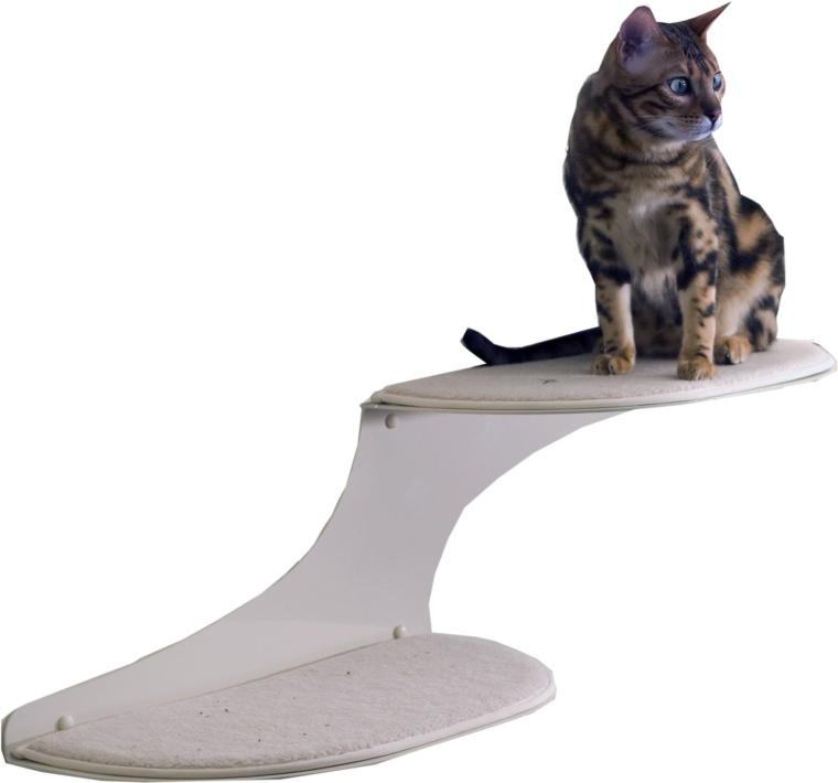 The Refined Feline Cat Cloud Cat Shelves