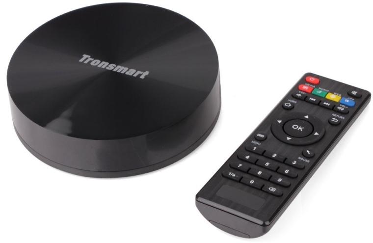 Tronsmart Vega S89 Elite Android TV BOX Amlogic