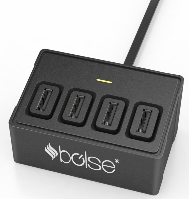 4-Port USB