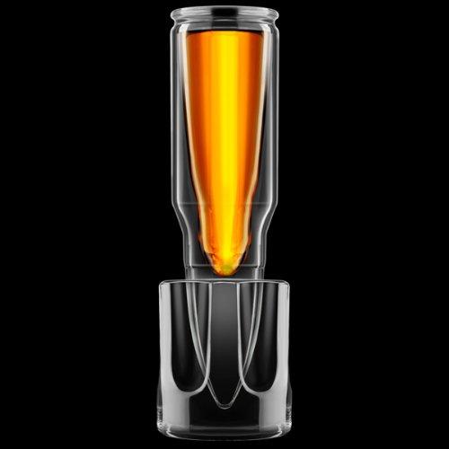 Caliber Shot Glass